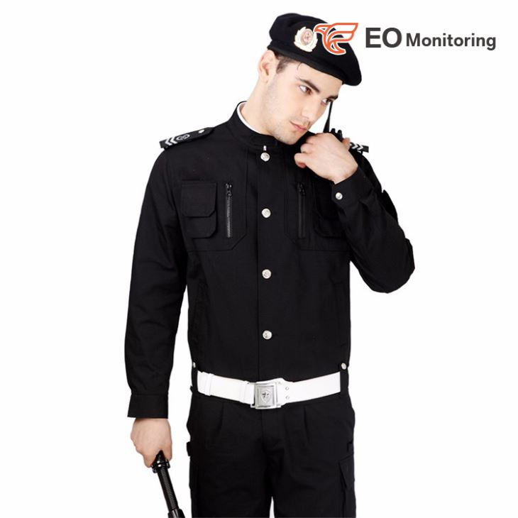 Autumn Security Guard Uniform Set