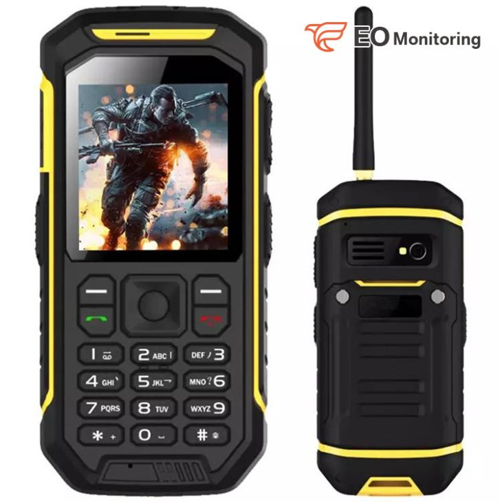 IP68 GSM Rugged Smartphone