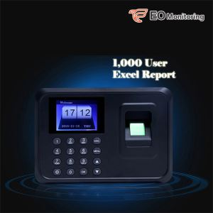 Biometric Fingerprint Time Attendance