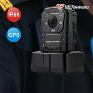 Body Worn WiFi Security Camera