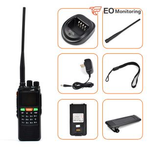 Dual Band GPS Walkie Talkie
