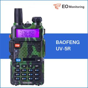 Two Way Handheld Walkie Talkie