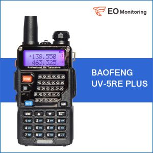 Dual Band Handheld Walkie Talkie