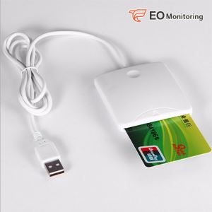 Fast Contact Smart Card Reader