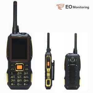 GSM Rugged Smartphone with Walkie Talkie
