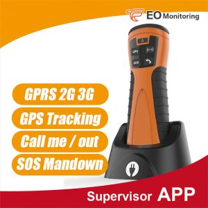 Live GPS Guard Tour System