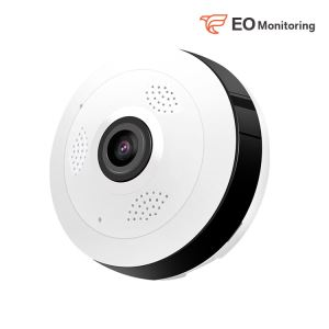 Panoramic IP Security Camera