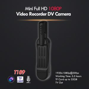 Portable Digital Video Recorder
