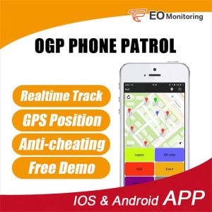 Realtime GPS Guard Tour System
