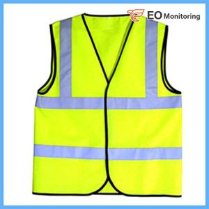 Reflective Safety Vest with Stripe