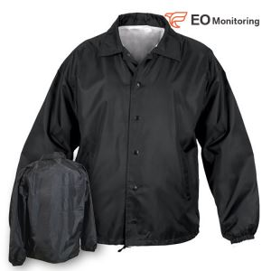 Security Guard Windbreaker