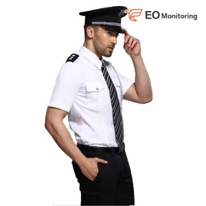 Summer Security Guard Uniform Set