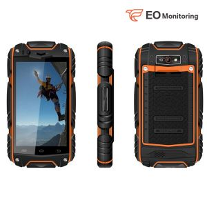 WiFi WCDMA Rugged Smartphone
