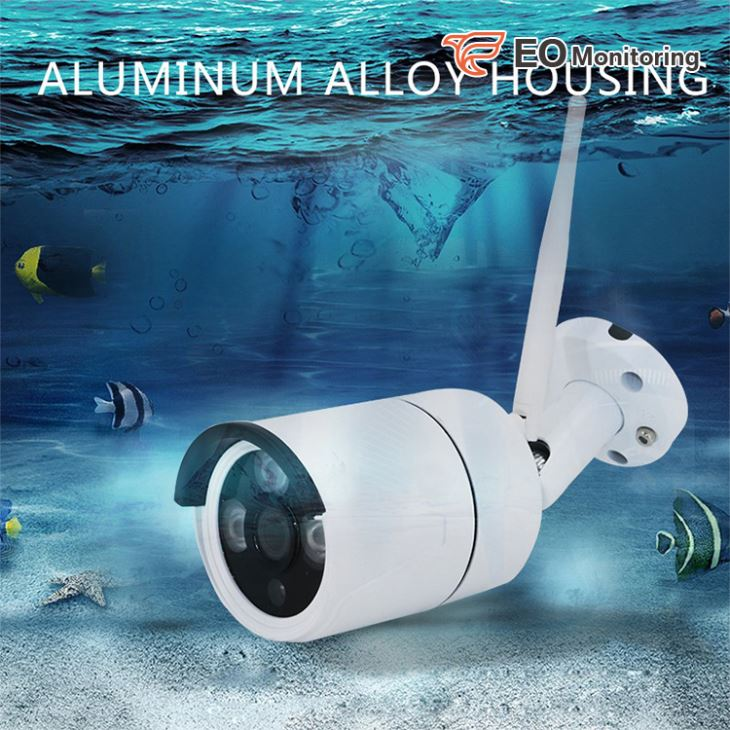 WiFi Infrared Security Camera
