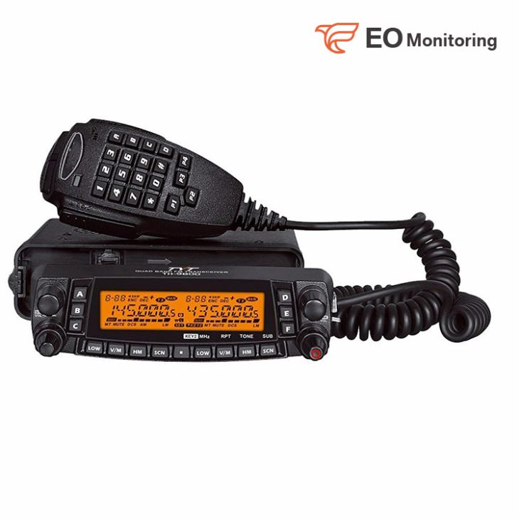 Wireless Car Walkie Talkie