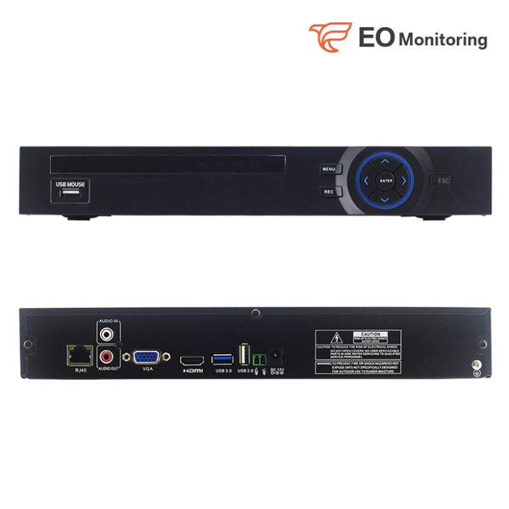 Wireless Network Video Recorder